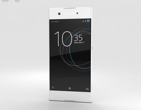 Sony Xperia XA1 White 3D model