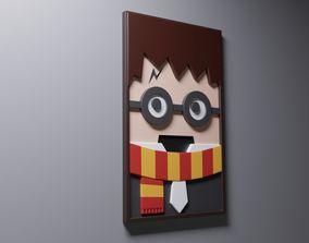 Harry 3D Portrait
