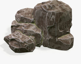 Stone PBR 3D model