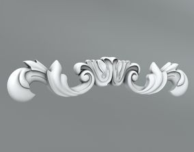 Center decor 14 3D