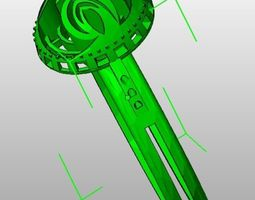 Future ring 3D Model