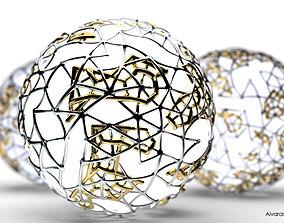 3D model DualMesh Sphere