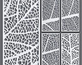 Decorative panel 9 3D