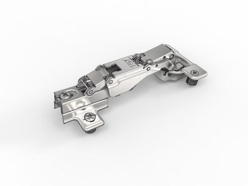 FGV Soft Close Hinge   3D model