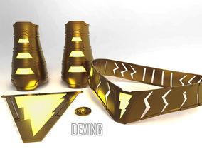 3D print model Shazam