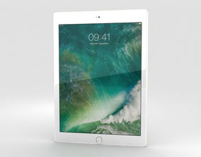 3D model Apple iPad 9-7-inch Gold