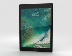 3D model Apple iPad 9-7-inch Space Gray