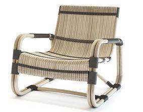 cane Cane-Line Curve Lounge Chair 3D model