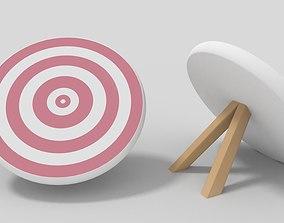 Target 3D model