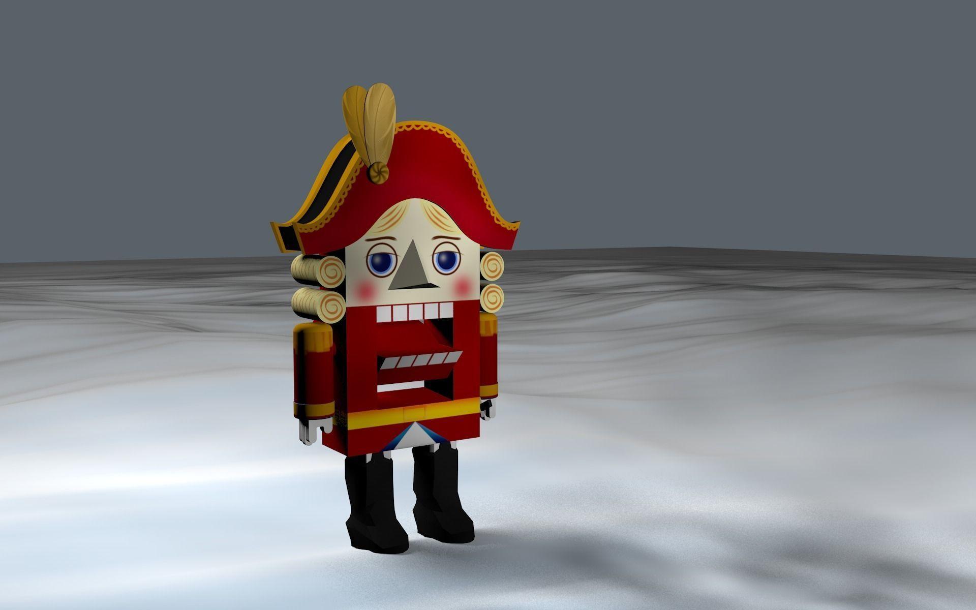 Nutcracker - toy soldier