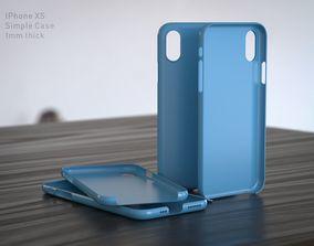 IPhone XS Case 3D printable model