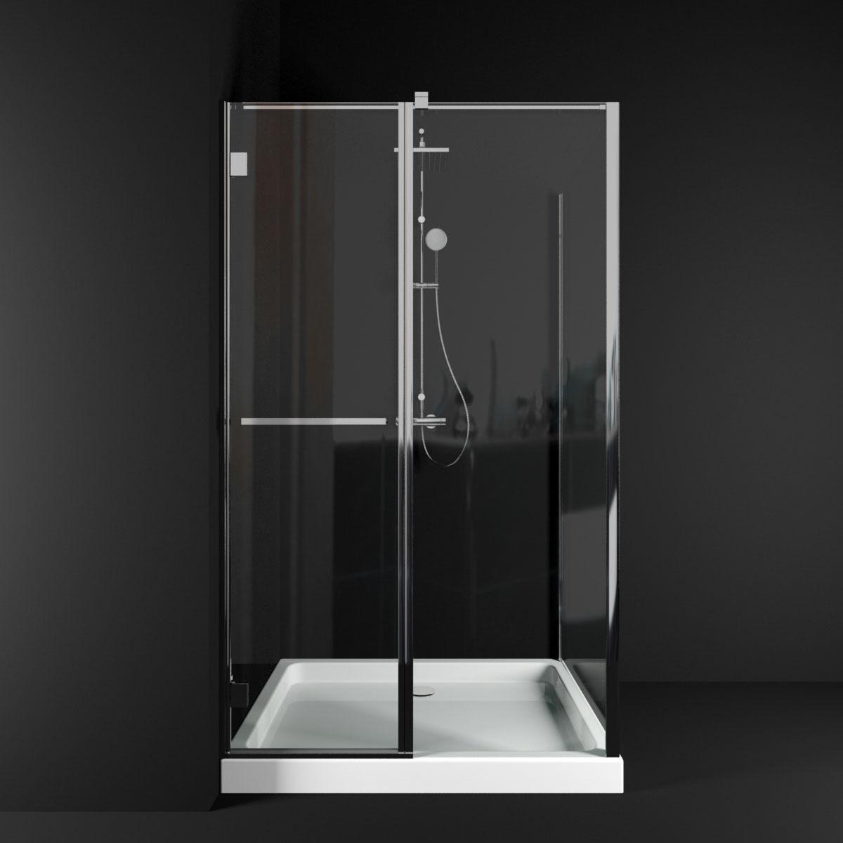 Carena KDJ fresh 7q  shower cabin