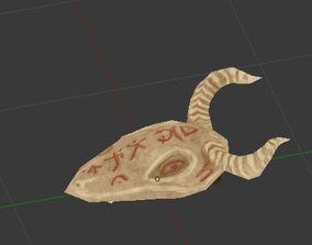 Draskull fist 3D