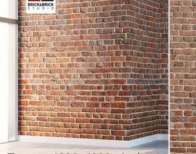 3D asset brick 215
