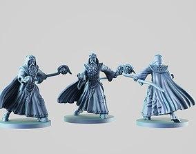 Magician 3D print model