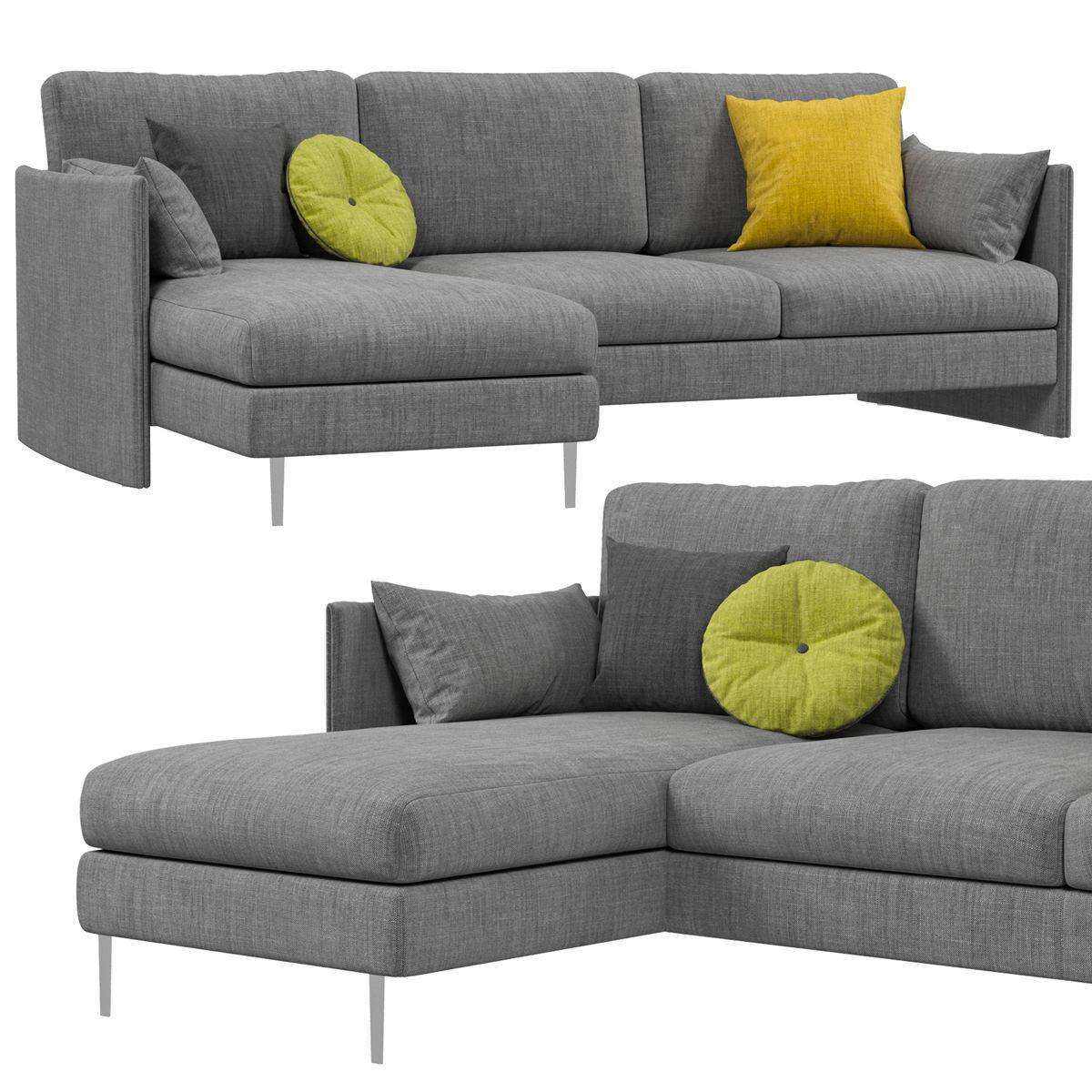 Calligaris Urban Sofa 3D Model