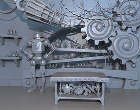 Robot Workshop 3D