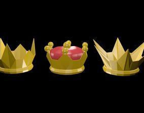 Crowns 1 3D model