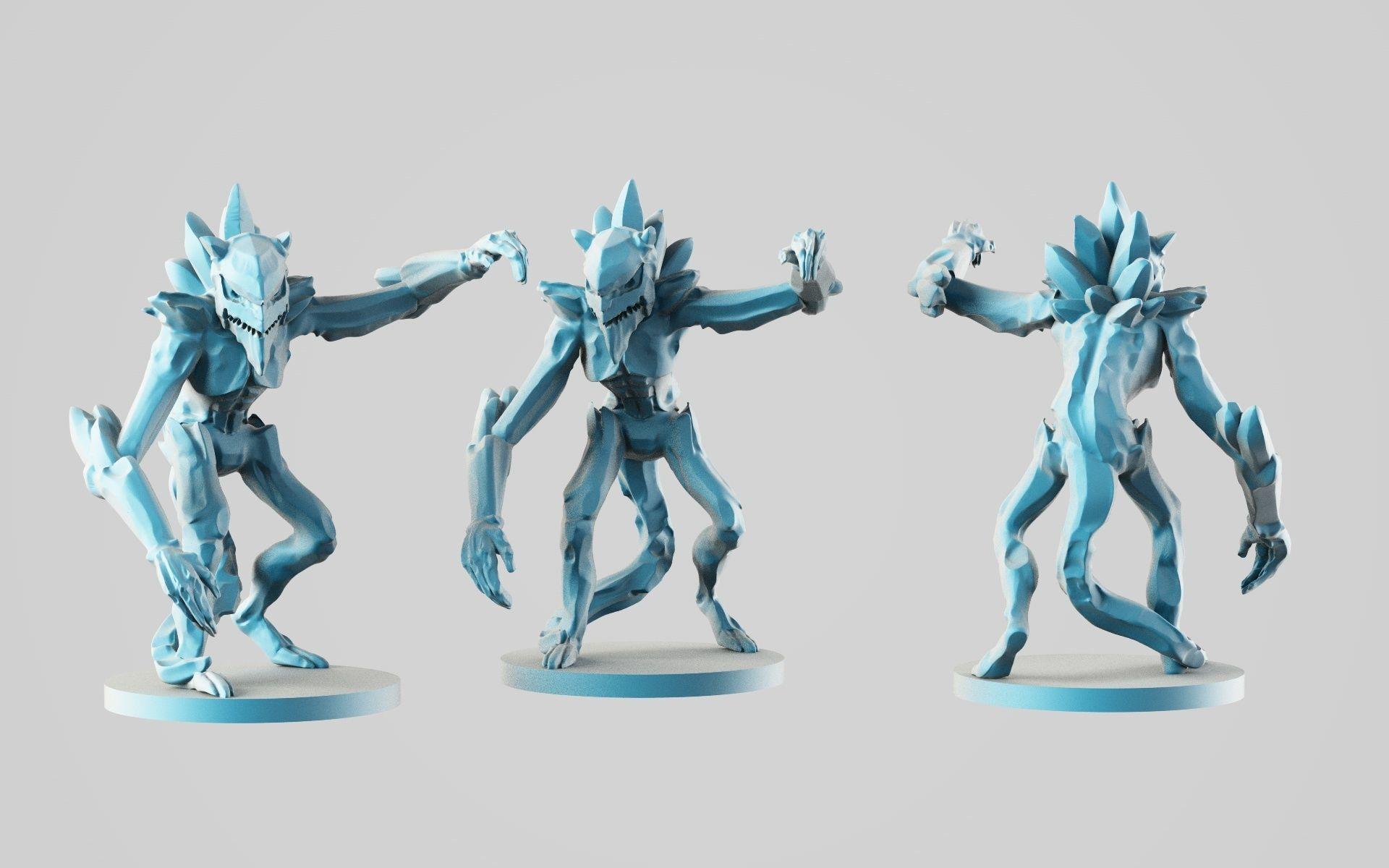 Demon ice
