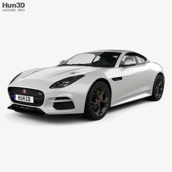 Jaguar F-Type R Coupe 2017