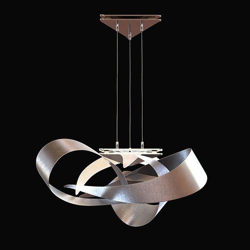 Flux led pendant by hubbardton forge 3d cgtrader flux led pendant by hubbardton forge 3d model aloadofball Images