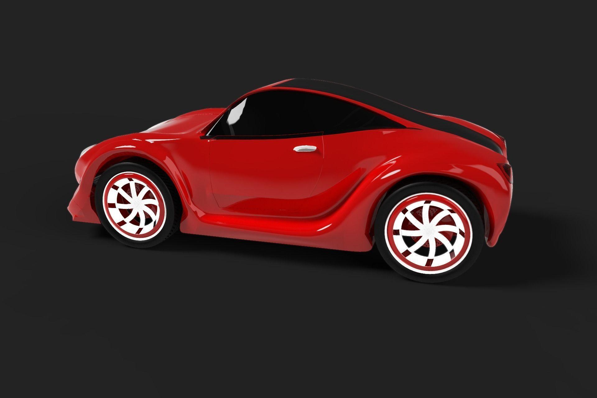 The Concept Sportscar