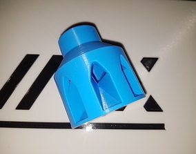 ShopVac Diffuser for 32mm exhaust port 3D printable model