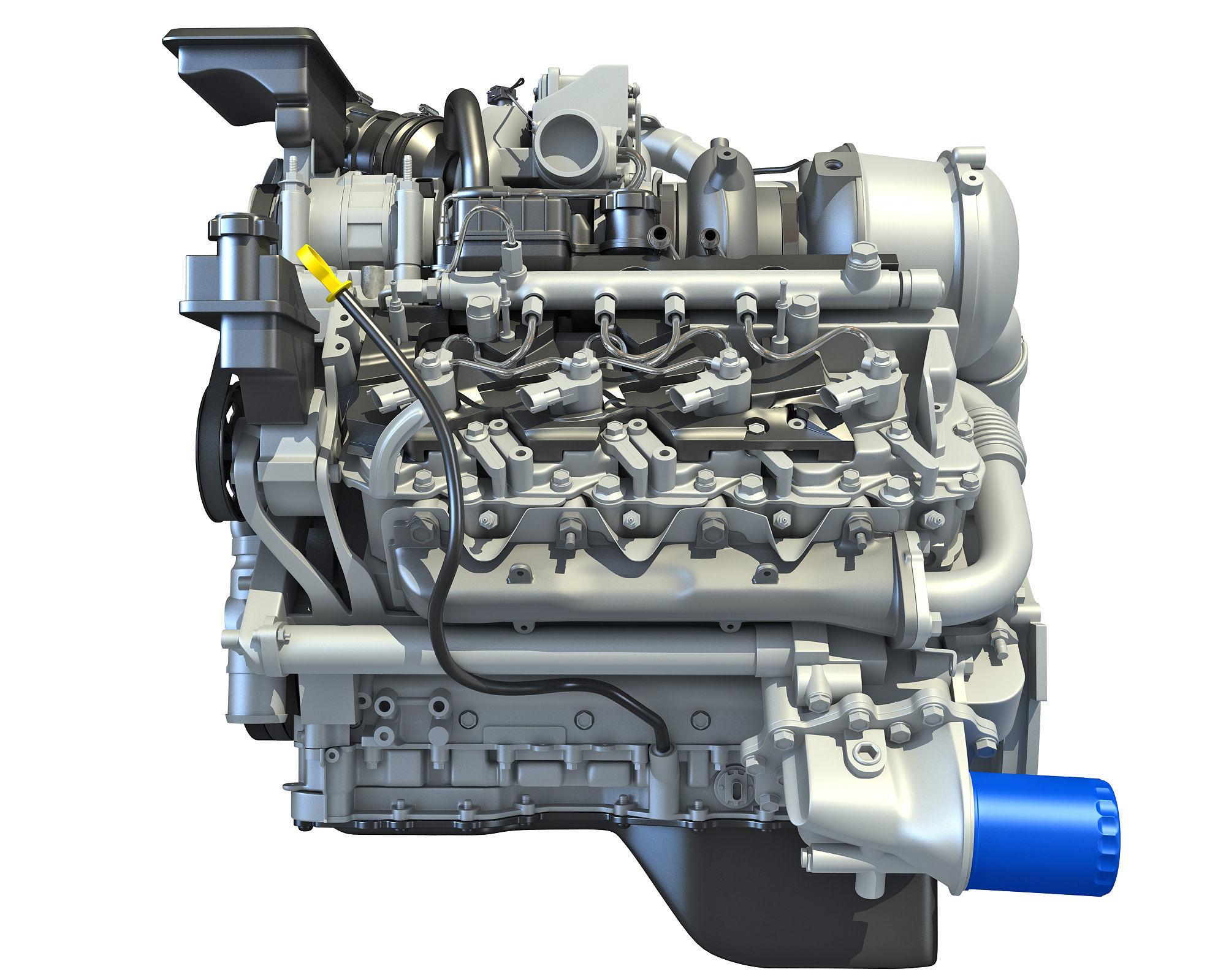 V8 Turbo Engine Models