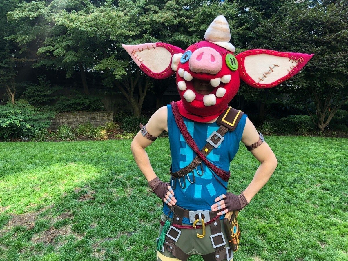 Bokoblin Eyes for Bokoblin Mask