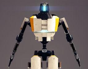 Elite Assault Droid 3D asset