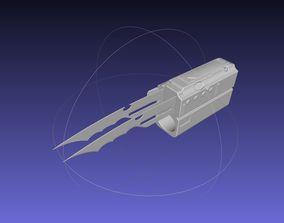 Predator Wrist Blade Weapon Model