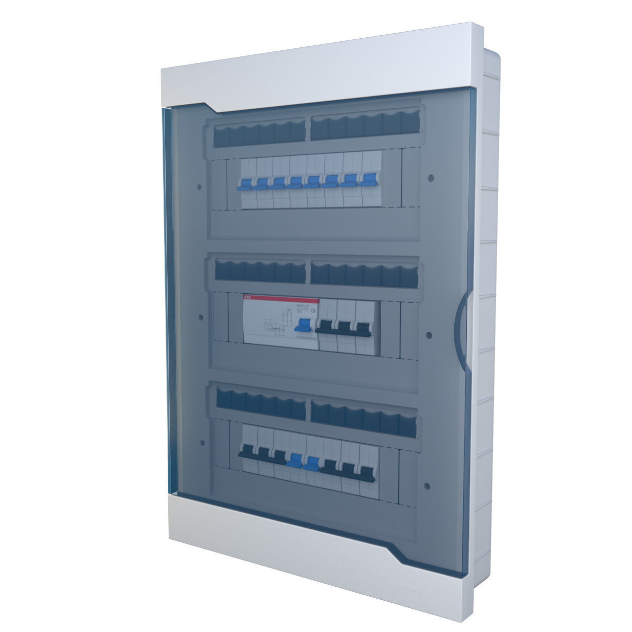 Electrical panel Fuse Box 3D model | CGTraderCGTrader