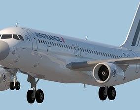 3D AIR FRANCE A320