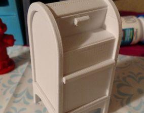 Mail Box 3d printed model