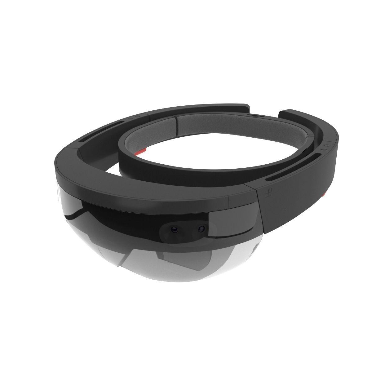 Microsoft Hololens | 3D model