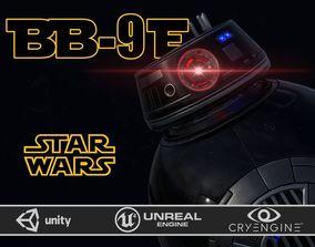 BB-9 E Imperial color 3D asset