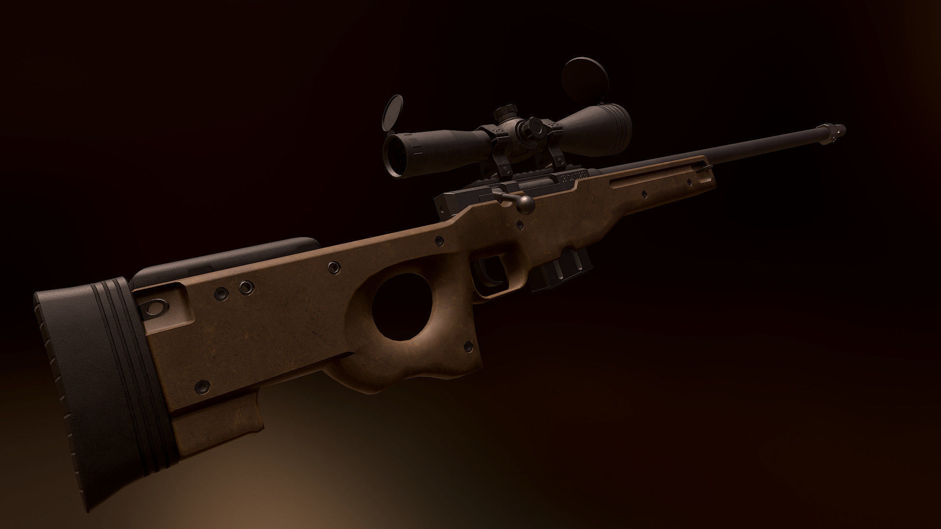 AWP - Accuracy International L96A1