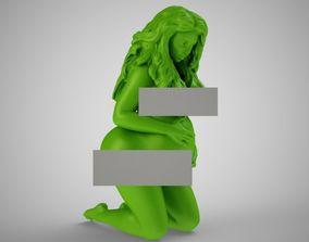 Expectant 3D print model