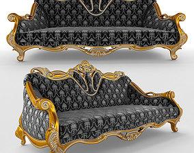 3D model Ambiance Sofa Soft