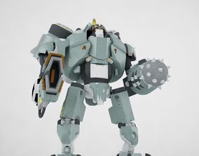 3D model Battletech