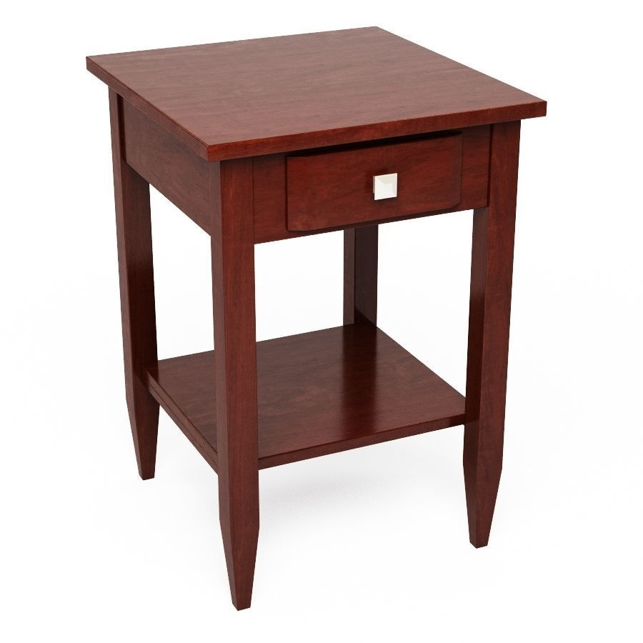Winsome Wood Richmond Walnut End Table