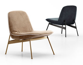 Mambo Unlimited Ideas Chiado armchair 3D