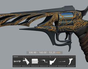3D print model Malfeasance from Destiny 2