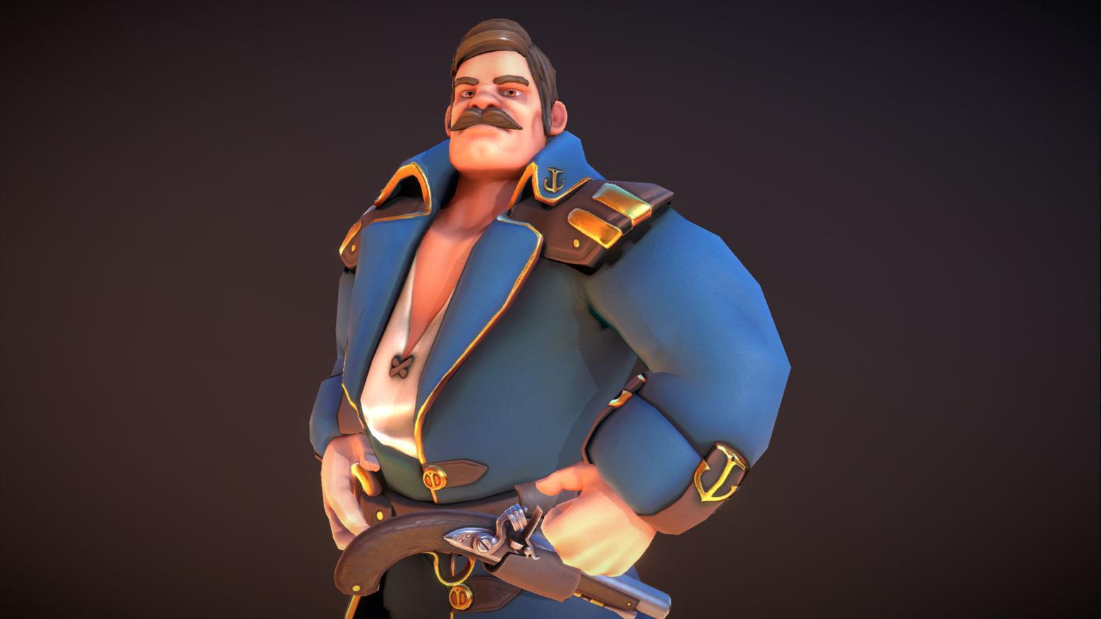 Seafarer The Captain