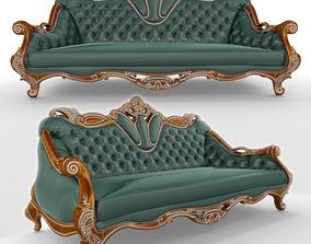3D Ambiance Sofa Capitones