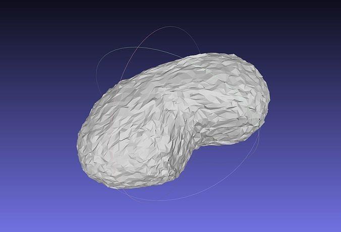 Ultima Thule 2014 MU69 New Horizons Target Speculative Shape