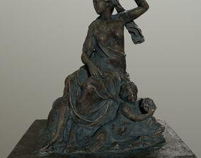 statue 4 3D model