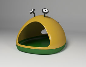3D Nido Play Cave Designed by Javier Mariscal for Magis