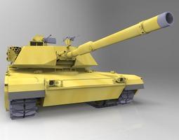M1A1 Abrams 3D