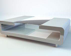 3D Futuristic table